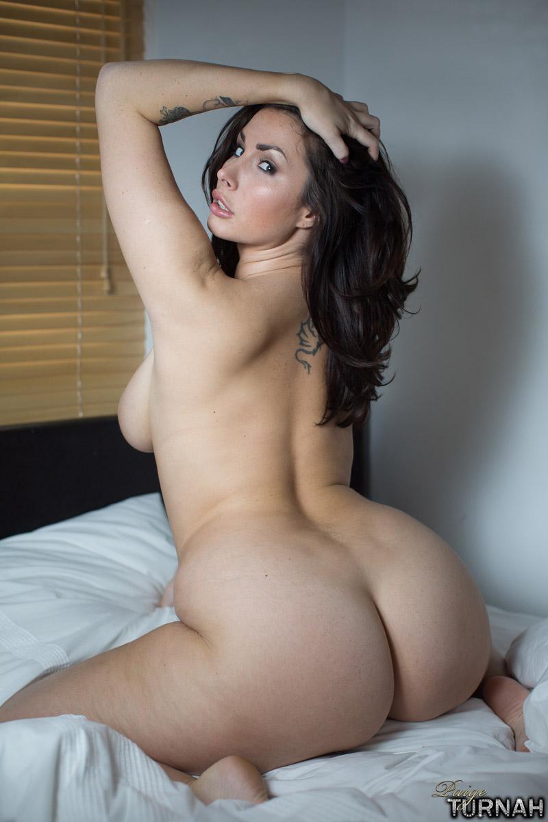 Thick Curvy Latina Nude Selfie